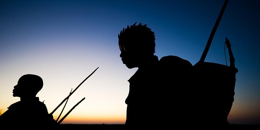 Botswana by Mattias Klum